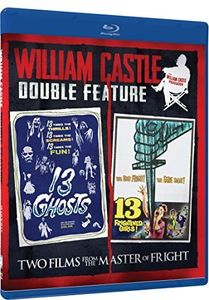 William Castle Double Feature /  13 Ghosts /  13 Frightened Girls