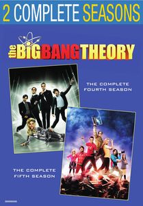 Big Bang Theory: Season 4 & 5