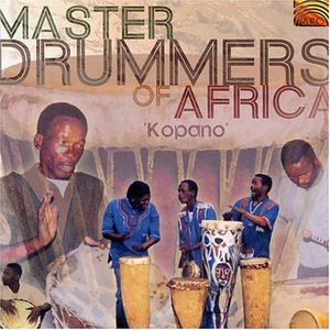Master Drummers of Africa /  Various