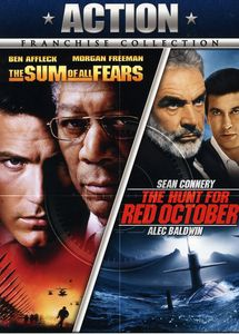 Hunt for Red October & Sum of All Fears