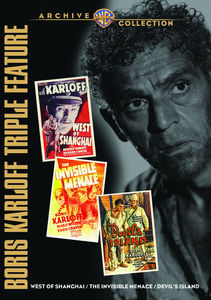 Boris Karloff Triple Feature