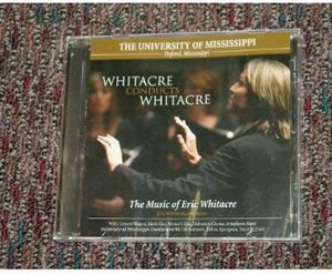 Whitacre Conducts Whitacre