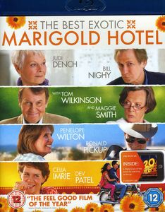 Best Exotic Marigold Hotel (2012) [Import]
