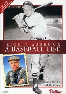 Richie Ashburn: Baseball Life