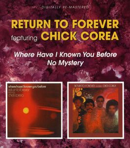 Return to Forever: Where Have I Known You /  No [Import]