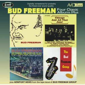 Bud Freeman /  Chicago & All That Jazz