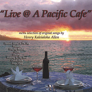 Live at a Pacific Cafe