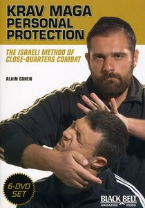 Krav Maga Personal Protection: Israeli Method of