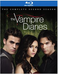 Vampire Diaries: The Complete Second Season
