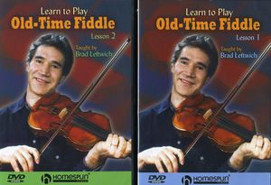 Learn to Play Old-Time Fiddle 1&2