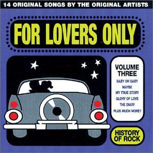 History of Rock: For Lovers Only /  Various