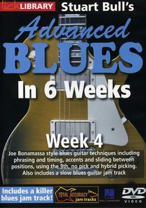 Advanced Blues in 6 Weeks 4