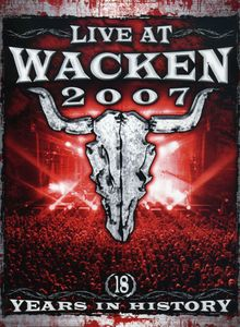 Wacken 2007-Live at Wacken Open Air /  Various