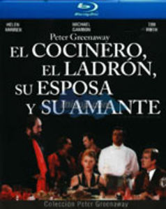 Cook the Thief His Wife & Her Lover (1989)