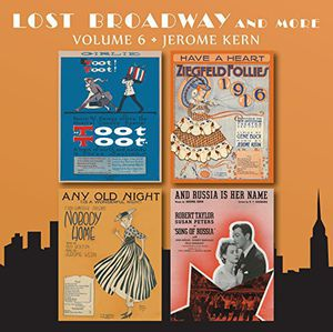 Lost Broadway 6 Rare Kern /  Various