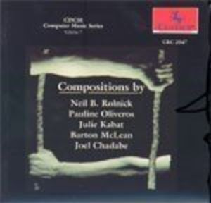 CDCM Computer Music Series 7 /  Various