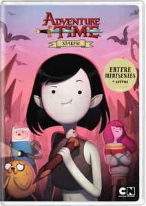 Adventure Time: Stakes Miniseries (V11)