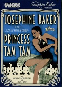 Josephine Baker Collection: Princess Tam Tam