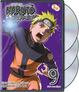 Naruto Shippuden Box Set 9