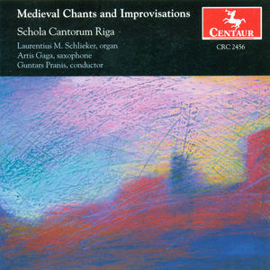 Medieval Chants & Improvisations /  Various