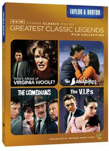 TCM Greatest Classic Legends Film Collection: Elizabeth Taylor & Richard Burton
