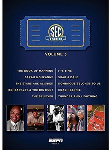 ESPN Films 30 For 30 - SEC Storied, Vol. 3