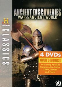 History Classics: Ancient Discoveries - War in