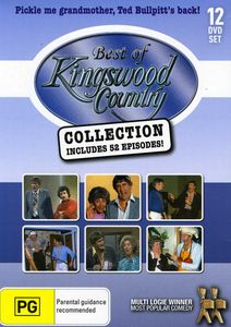 Vol. 1-4-Kingswood Country-Collection