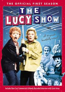 Lucy Show: Official First Season