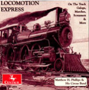 Locomotion Express /  Various