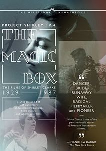 Magic Box: Films Of Shirley Clarke Vol 4