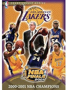 NBA Champions 2001: Lakers