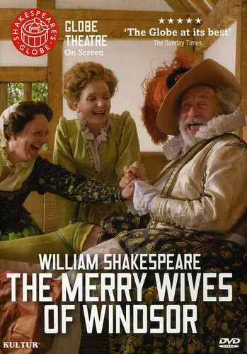 Merry Wives of Windsor: Shakespeare's Globe Theatr