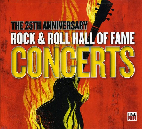 various artists the 25th anniversary rock roll hall of fame concert 4pc on collectors 39 choice. Black Bedroom Furniture Sets. Home Design Ideas