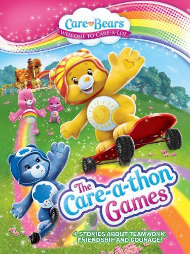 Care Bears: Care-A-Thon Games