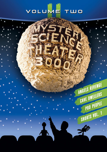 Mystery Science Theater 3000, Vol. 2