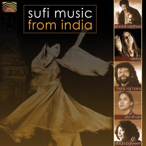 Sufi Music from India /  Various