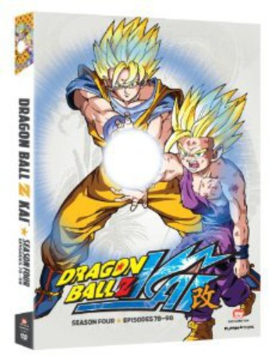 Dragon Ball Z Kai: Season Four