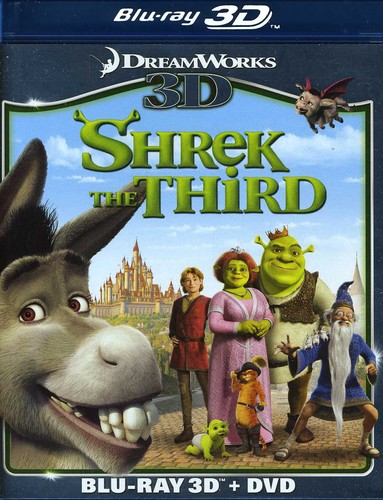Shrek the Third (3D)