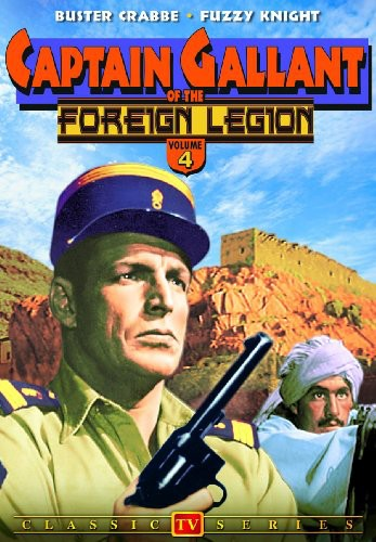 Captain Gallant of Foreign Legion 4