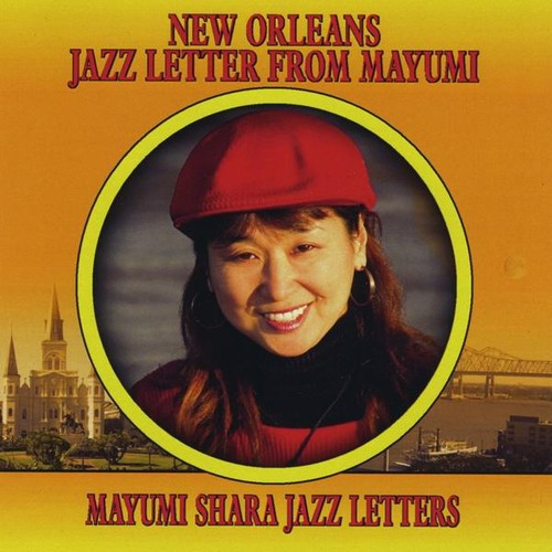 New Orleans Jazz Letter from Mayumi