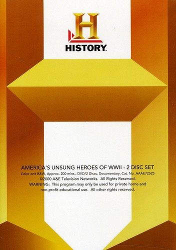 America's Unsung Heroes of WW2