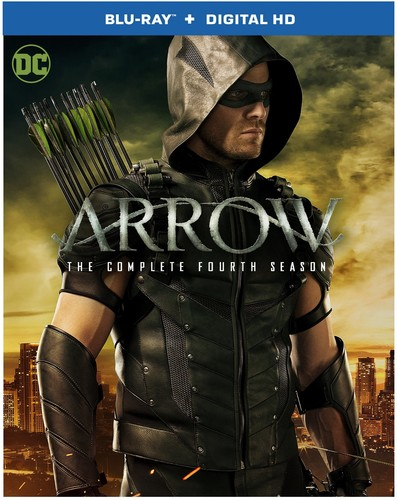 Arrow: The Complete Fourth Season (DC)