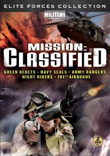 Mission: Classified (Elite Forces Collection)