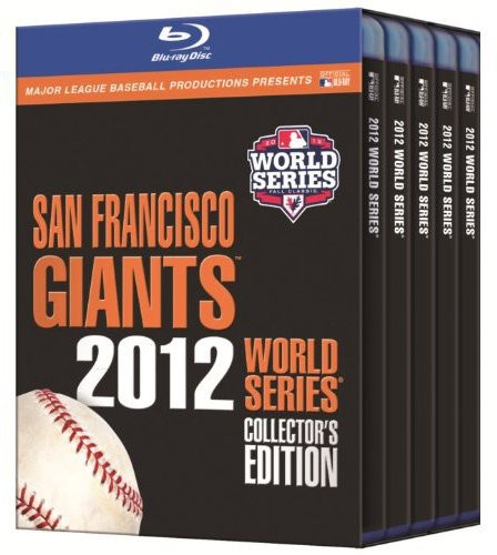 2012 World Series Collector's Set