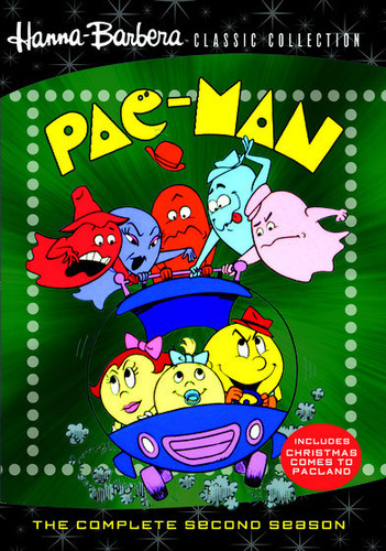 Pac-Man: The Complete 2nd Season