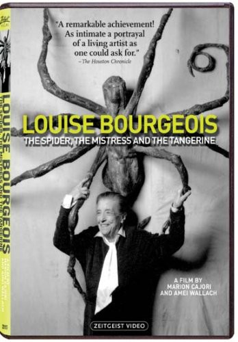 Louise Bourgeois: Spider the Mistress & Tangerine