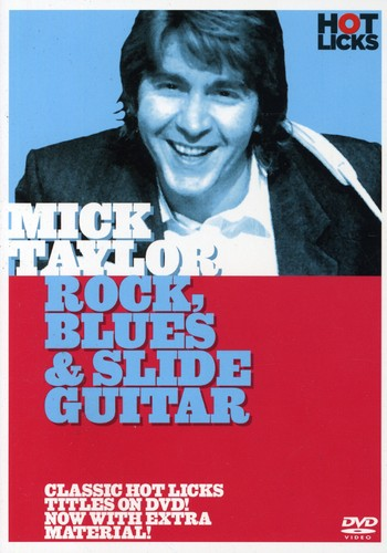 Rock Blues & Slide Guitar