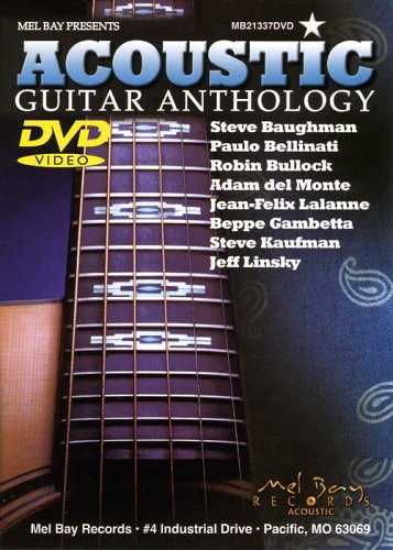 Acoustic Guitar Anthology /  Various