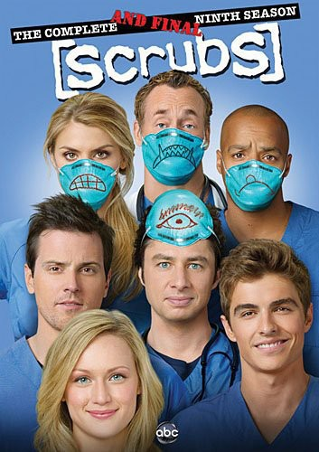 Scrubs: The Complete Ninth & Final Season